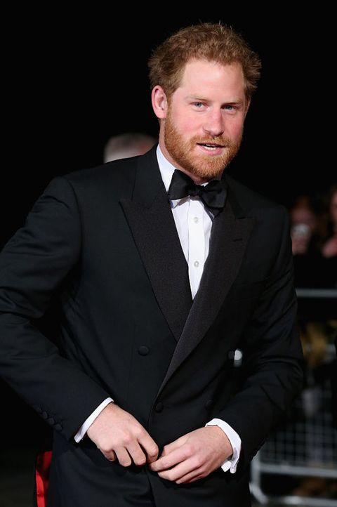 Suit, Formal wear, Tuxedo, Blazer, Facial hair, White-collar worker, Premiere, Outerwear, Event, Tie,