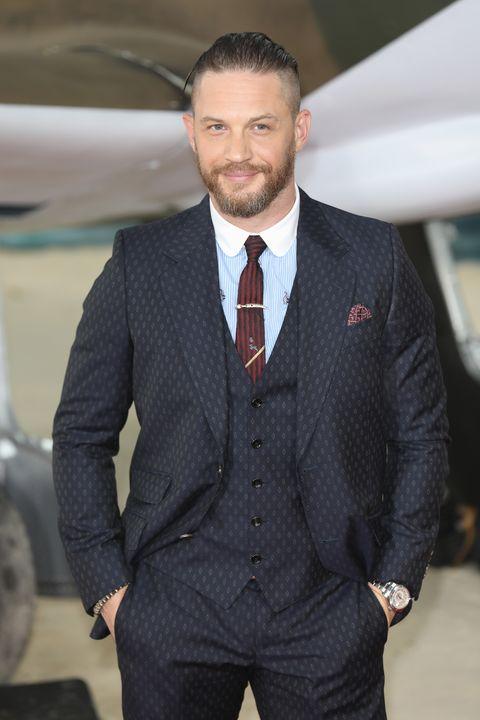 Suit, Formal wear, Clothing, Tuxedo, White-collar worker, Blazer, Outerwear, Businessperson, Tie, Facial hair,