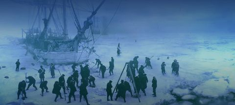 Watch The First Trailer For 'The Terror', Ridley Scott's