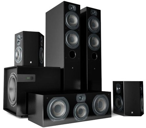 Hybrid Sound Systems Sound Speaker System is