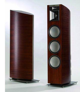 klipsch palladium p 39f speakers by bmw designworks gear. Black Bedroom Furniture Sets. Home Design Ideas
