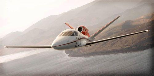 Eclipse Aviation 400 Eclipse 400 Single Engine Jet