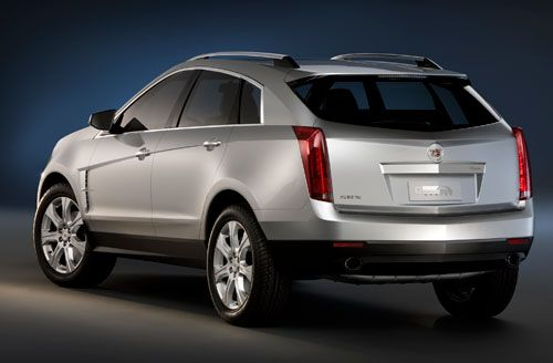 2010 cadillac srx crossover gear patrol. Black Bedroom Furniture Sets. Home Design Ideas