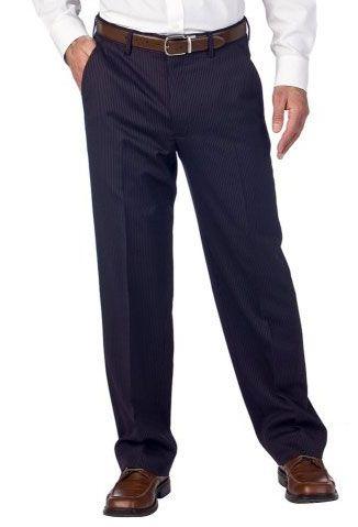 target-merona-wool-black-stripe-pants