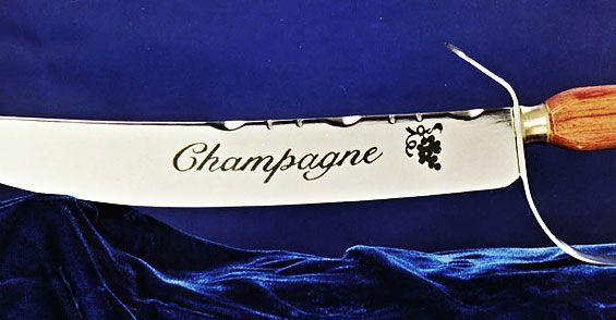 champagne-saber