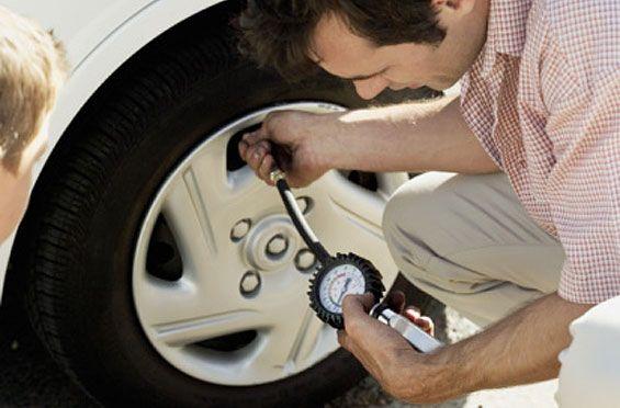 checking-tire-pressure
