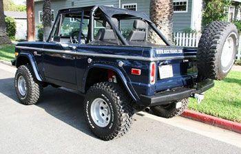 Ford Bronco Restoration >> Rocky Roads Custom Vintage Ford Broncos Gear Patrol