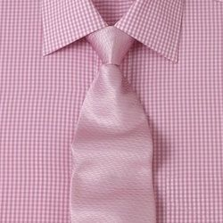 gingham-shirt-and-tie