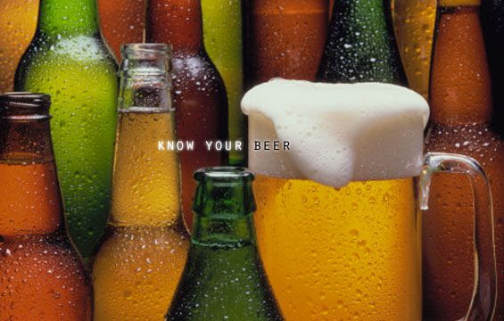 know-your-beer