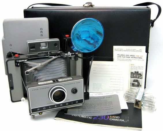 vintage-instant-polaroid-230-pack-film-land-camera-with-flash