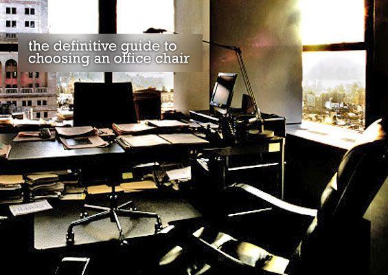definitive-guide-to-choosing-an-officechair