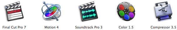 final-cut-studio-new-software