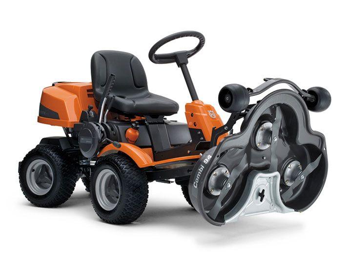 Husqvarna Rider 175 Awd Articulating Mower Gear Patrol