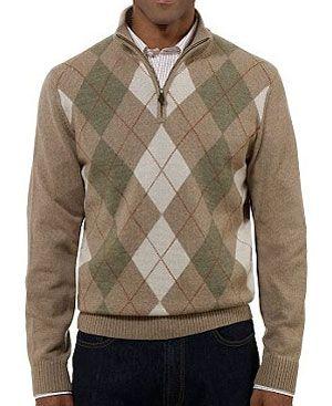 brooks_brothers_merino_argyle_wool_half_zip_sweater