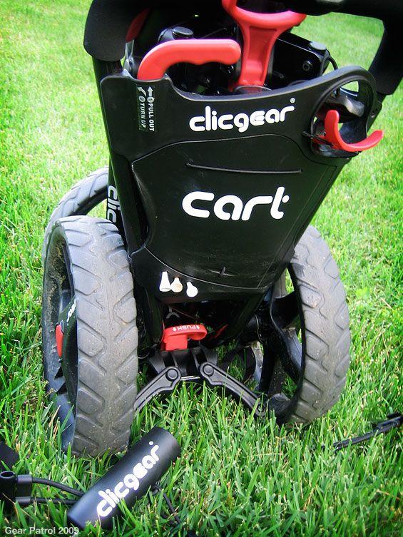 clicgear-2-push-cart-folded