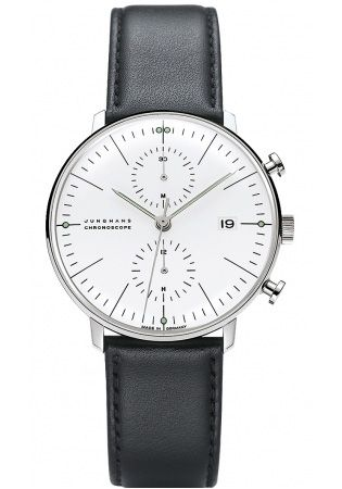 max-bill-junghans-watches