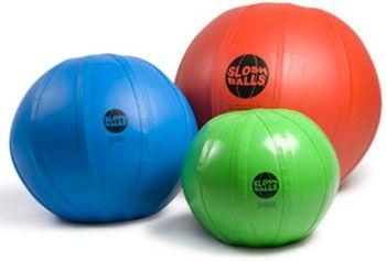 slosh-balls