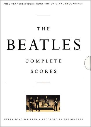 the-beatles-complete-scores