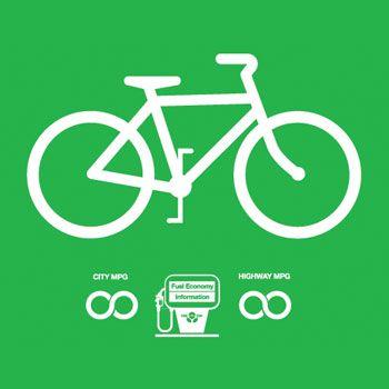 bicycle-to-infinity-tshirt