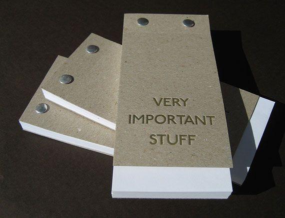 very-important-stuff-notepad-gear-patrol