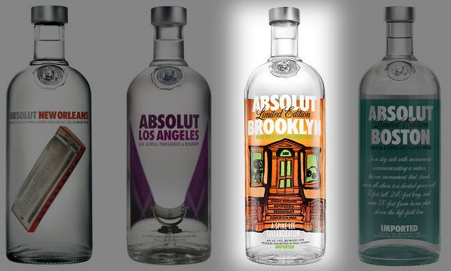 Marketing strategy of Absolut vodka