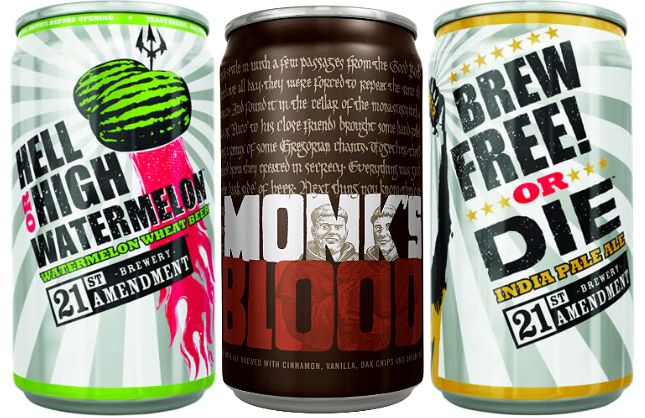 21st Amendment Brewery Beer • Gear Patrol