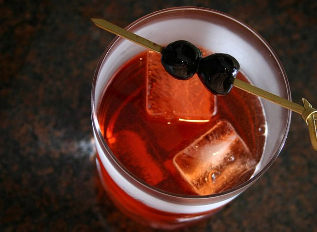 ... Notes | Father's Day Cocktail: The Boulevardier • Gear Patrol