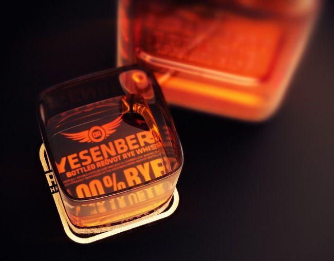 Прикольная этикетка на бутылку виски