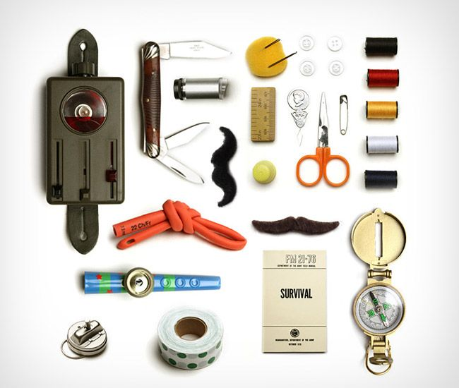 Best Made Company Summer Camp Care Kit Gear Patrol