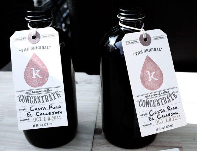Kickstand Cold Brew Coffee Concentrate • Gear Patrol