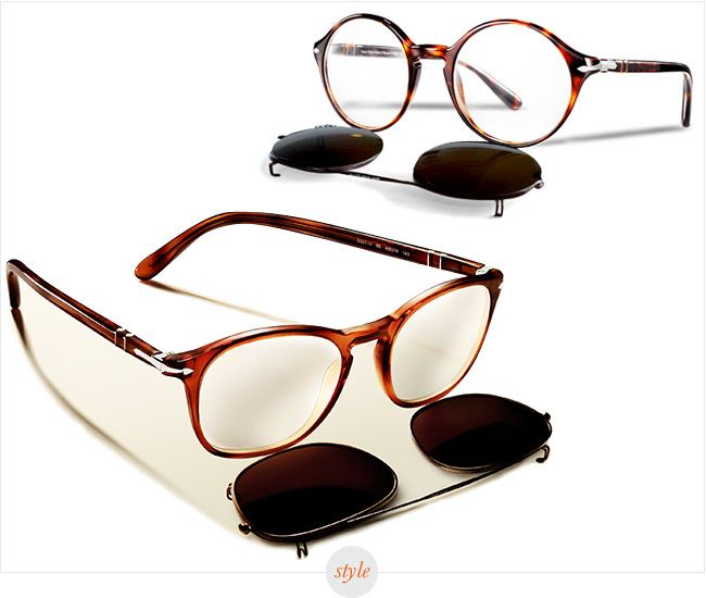 style persol clip on collection gear patrol