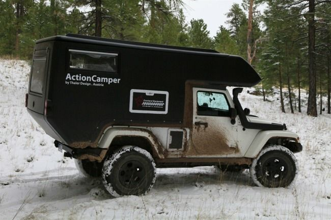 at action camper for jeep gear patrol. Black Bedroom Furniture Sets. Home Design Ideas