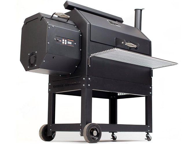 Yoder Smokers YS640 Pellet Cooker • Gear Patrol