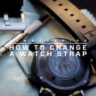 how-to-change-a-watch-strap-gear-patrol