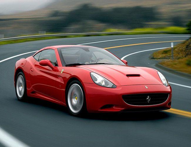2013 Ferrari California Gear Patrol