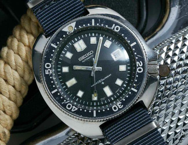 Timekeeping Icon: The Seiko 6105