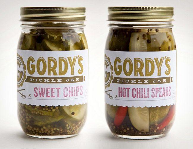 Gordy's Pickle Jar Just so