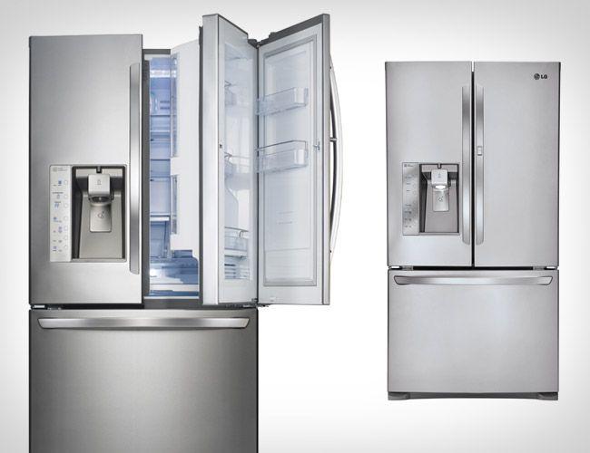LG LFX31945ST Door in Door Refrigerator Stainless Steel