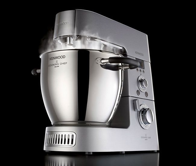 Kenwood cooking chef for Cuisson vapeur kenwood cooking chef
