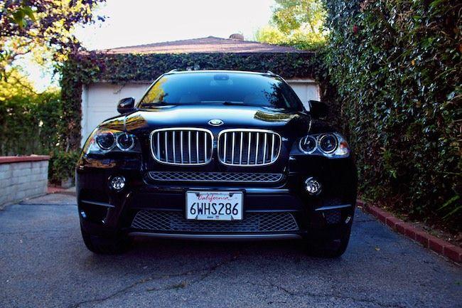 Behind The Wheel: BMW X5 xDrive35d