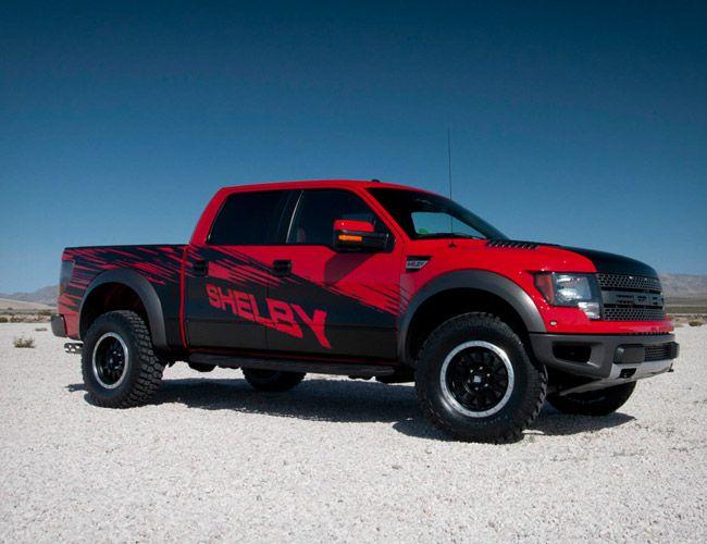 2014 Shelby Raptor 2014-ford-shelby-raptor-best-