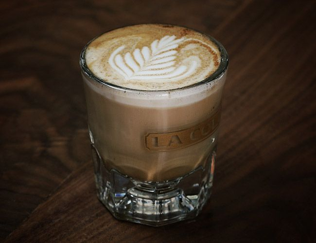 how to drink williams cafe coffee