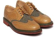 Mark-McNairy-New-Amsterdam-x-Bodega-Olive-Wool-Country-Brogue-Shoe-gear-patrol