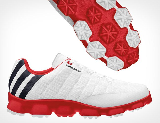 Not to be left out of the spikeless golf shoe revolution adidas Golf has two new shoes coming to market this summer. We just happened to have snagged