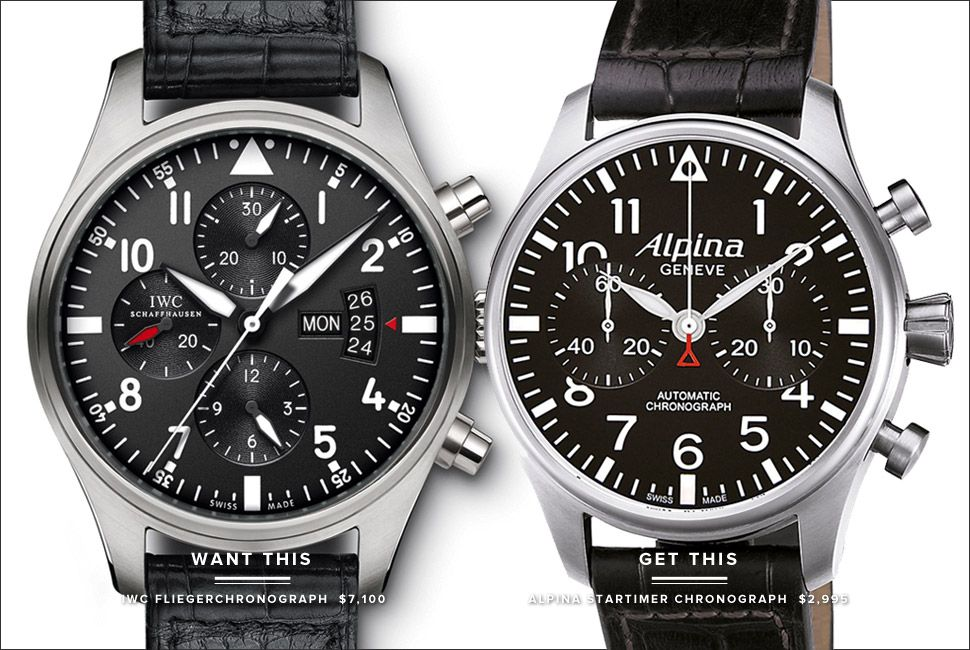 iwc-flieger-chronograph-alpina-startimer-chronograph-gear-patrol-full