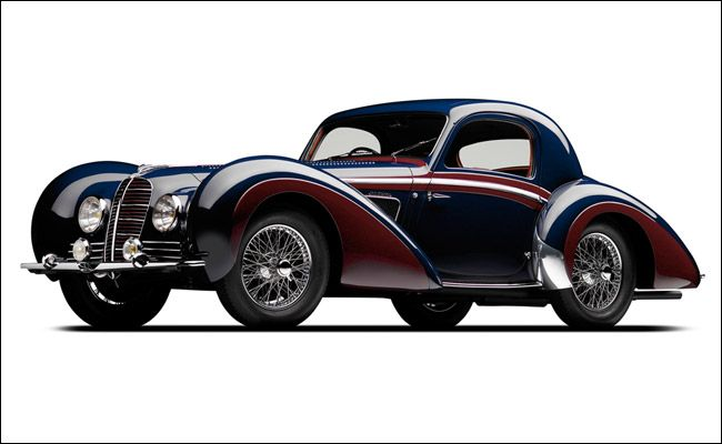 10 great deco cars