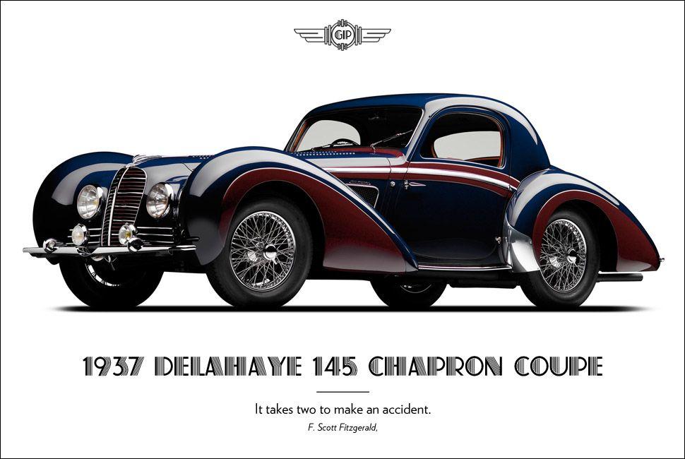 1937-Delahaye-145-Chapron-Coupe