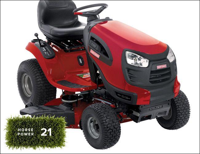 Craftsman-YT3000-best-riding-mower-gear-patrol