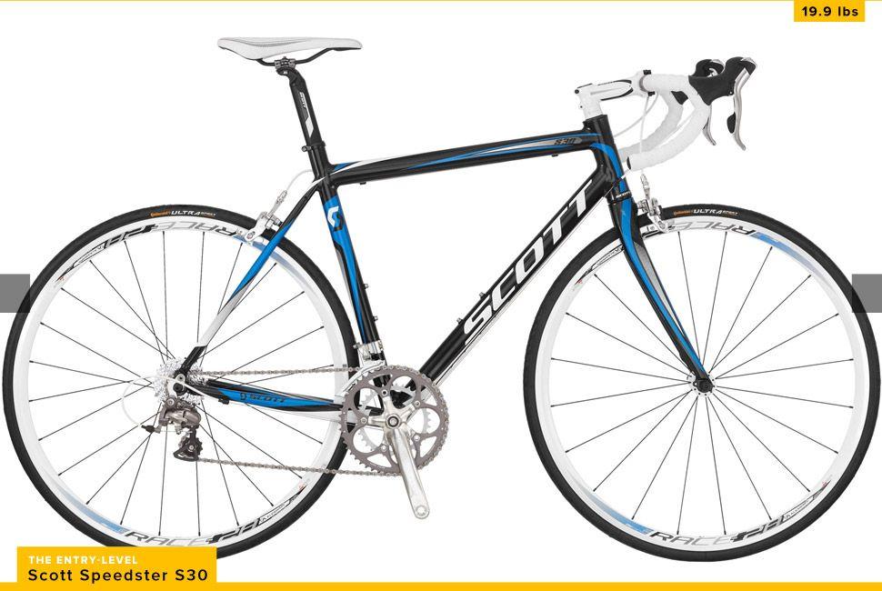 Scott-Speedster-S30-best-road-bike-gear-patrol