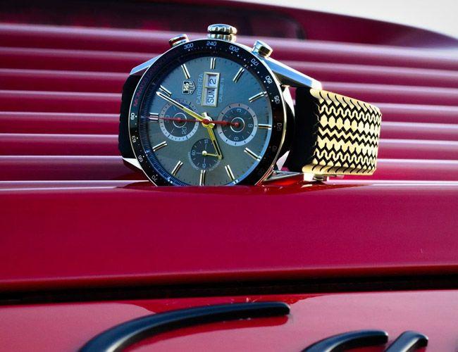 Review: TAG Heuer Carrera Monaco Grand Prix - Gear Patrol